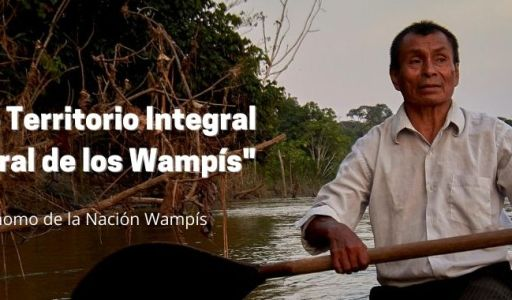 Wampís declaran su Territorio Integral como Hospital Natural