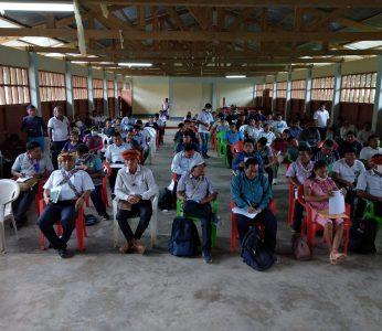 Nación Wampis acuerda crear Comité de Seguridad y Defensa Territorial, reforzar medidas frente a la pandemia y promover candidaturas unitarias para elecciones distritales