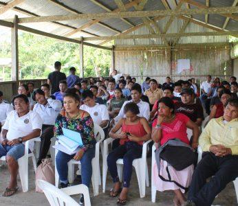 Nación Wampis solicita nulidad definitiva de lote 64