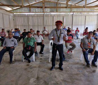 III Asamblea de las Naciones Originarias de la amazonía peruana analizó la agenda política territorial y de las Autonomías