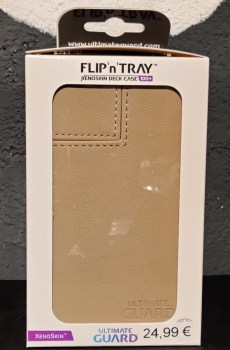 Ultimate Guard - Flip'n Tray - Sand