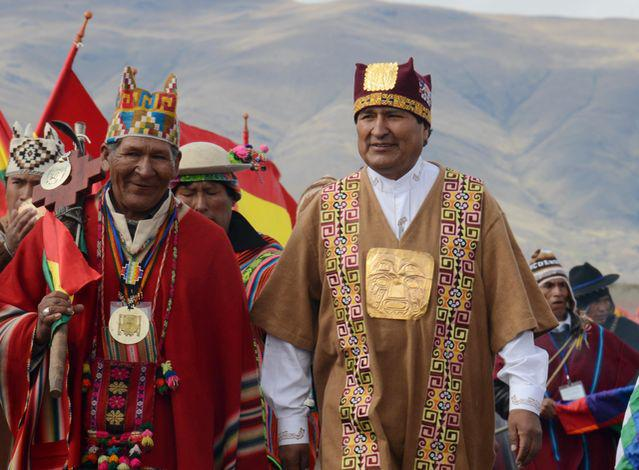 How Evo Morales S Third Term Will Challenge Bolivia S