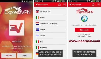 Express VPN 10.0.92 Crack With Activation Code Full Version 2021 Free Download