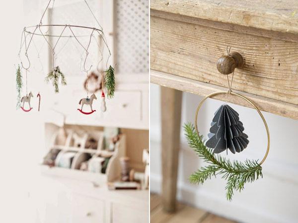 Игрушки-подвески на елку