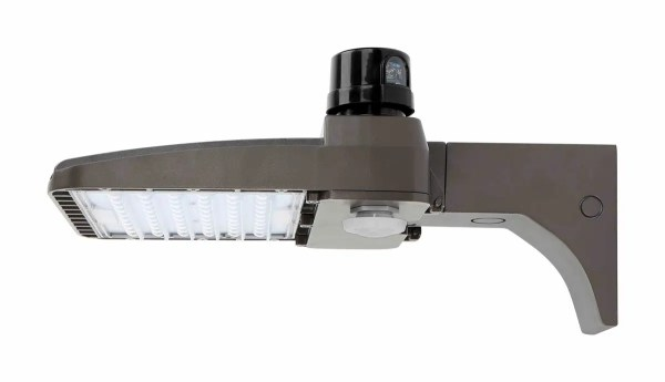 High efficiency LED Area Lights for Auto dealerships, parking lots, walkways, roadways, campuses, facade lighting, grocery stores and other public areas.