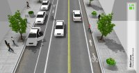 Conventional Bike Lanes | National Association of City ...