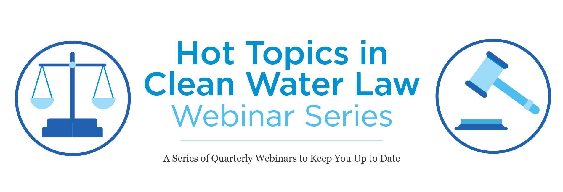Hot Topics In Clean Water Law Webinar