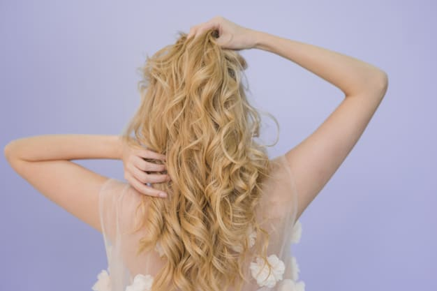 cabelo cacheado