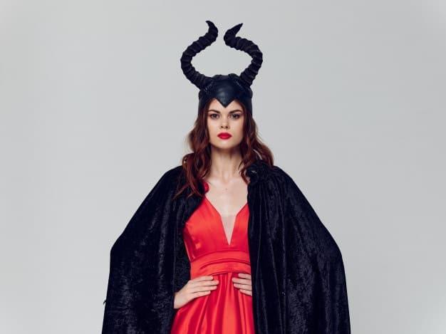 coleção mac maleficent