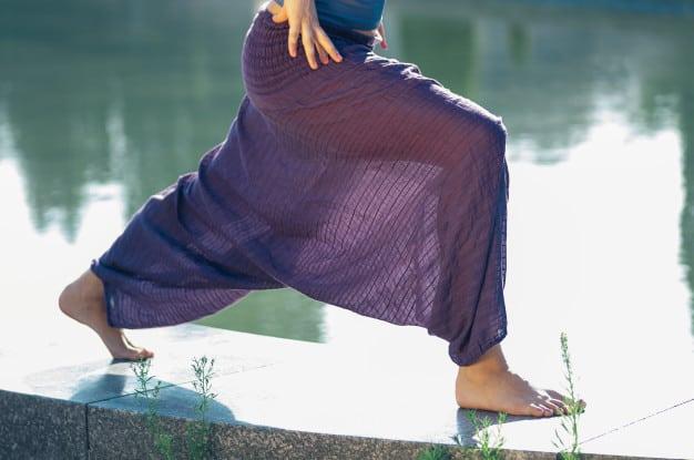calça thai