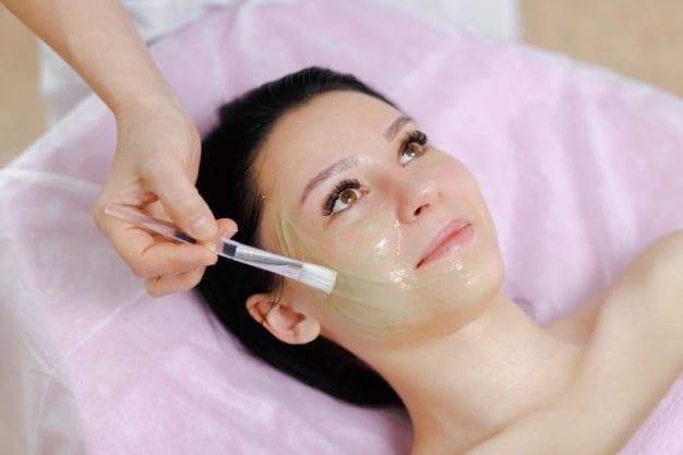 tratamentos na pele