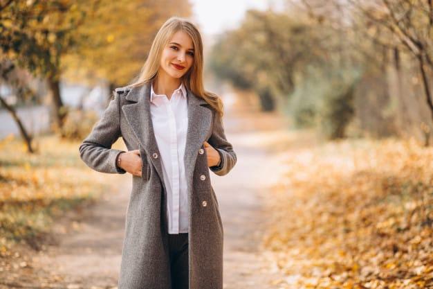 casaco fashion
