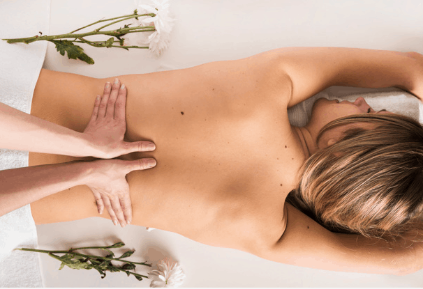 Massagem corpo