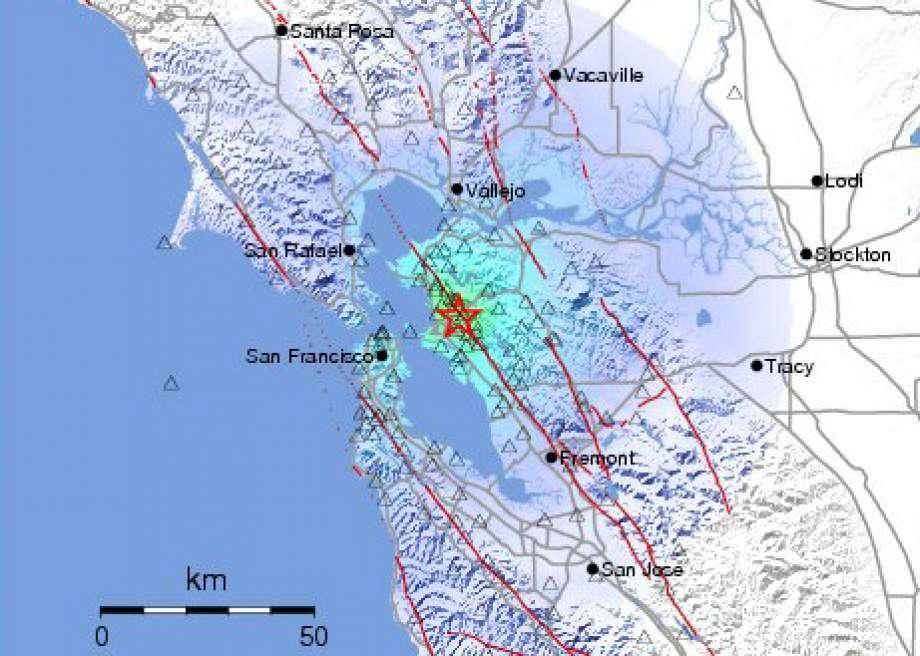 如果加州發生規模7地震會怎樣?數百人死亡數千人受困 – 北美新聞快報