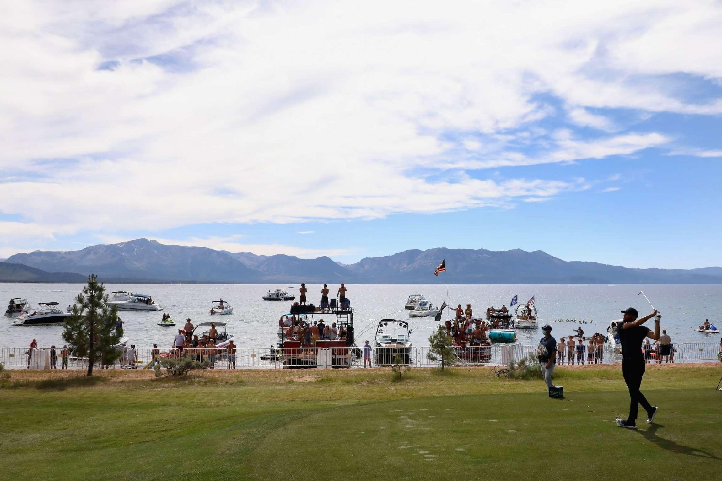 兒子疑感染新冠併發疾病 Tahoe湖一父親懇求遊客最近別去 – 北美新聞快報