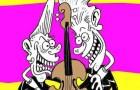Baixe agora a coletânea rockabilly e psychobilly do Nada Pop