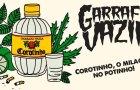 Corotinho ganha homenagem definitiva pela banda Garrafa Vazia
