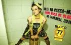 Vote no César Passa-Mal como musa dos Blocos de Carnaval de São Paulo