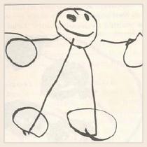 čovek-punoglavac; dete 3 godine