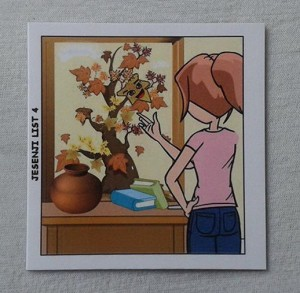 Priče u slikama - kartica