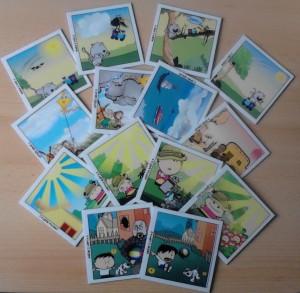 Priče u slikama - kartice 2