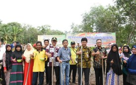 Kampar Terima Bantuan Benih dan Pupuk Untuk 150 Ribu Hektar lahan Kering