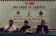IMA Chapter Pekanbaru Gelar Goes to Campus di FEB Unri