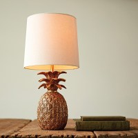 Pineapple Table Lamp - Nadeau Paramus