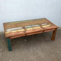Reclaimed Wood Coffee Table - Home Design