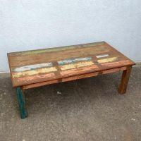 Reclaimed Wood Coffee Table - Nadeau Alexandria