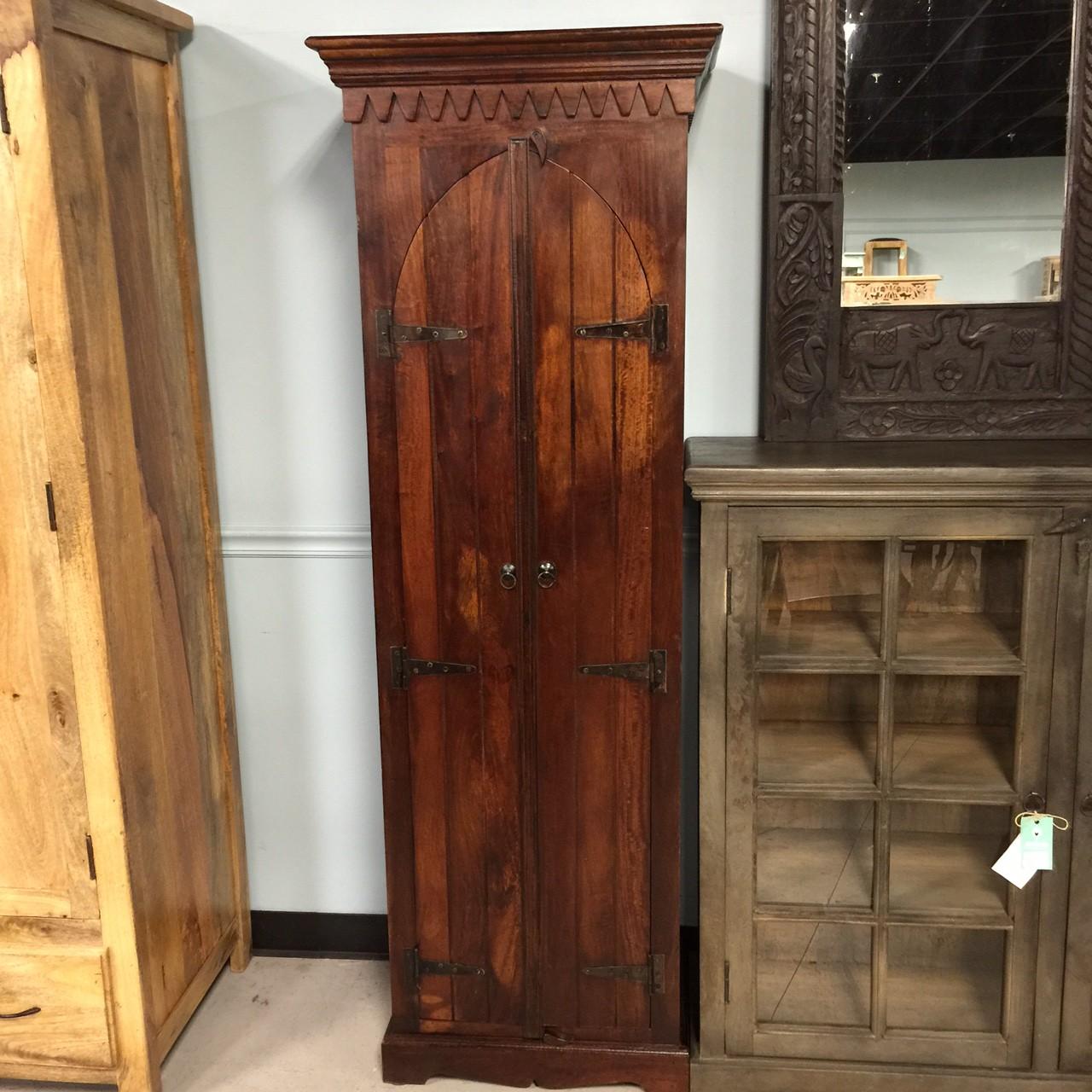 Narrow Cabinet  Nadeau Nashville