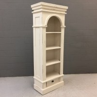 Tall Narrow Bookcase - Nadeau Nashville