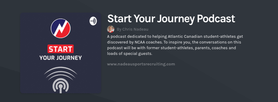 Start Your Journey Podcast Episode 0: The Beginning