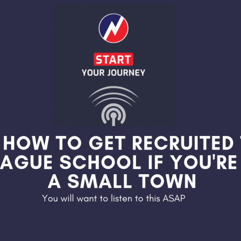 Getting Recruited To Ivy League School From A Small Town