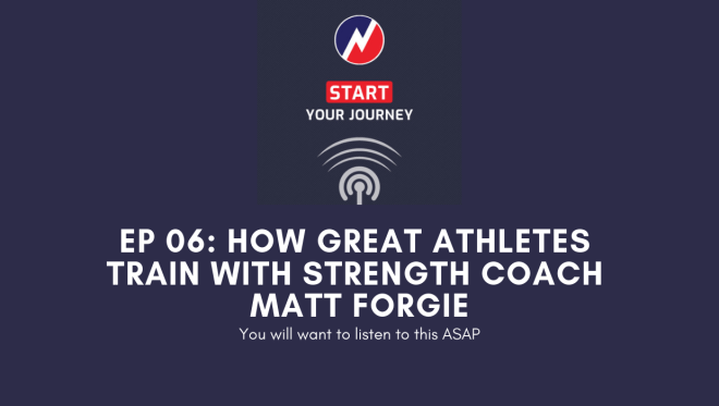 How Great Athletes Train with Strength Coach Matt Forgie