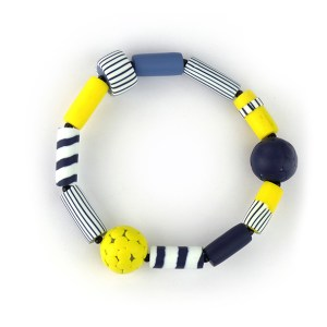 breton bracelet by nadege honey