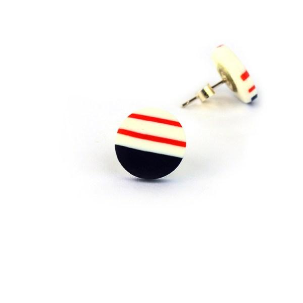 BRETON small stud earrings