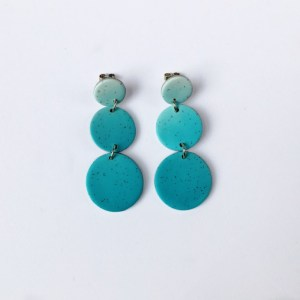 Statement earrings by nadege honey