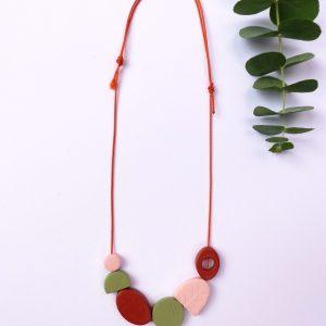 Botanica Necklace by Nadege Honey