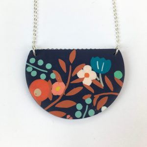 FLORA pendant by Nadege Honey