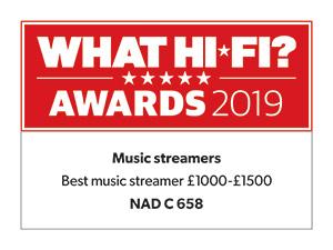 Qual Hifi Awards melhor streamer de música