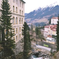 Peace at the mountain - Hiding away in Bad Gastein