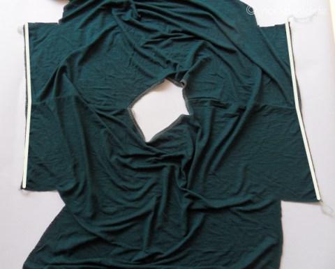 T-Shirt selber nähen Schritt 4_2