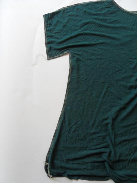 T Shirt selber nähen Schritt 5
