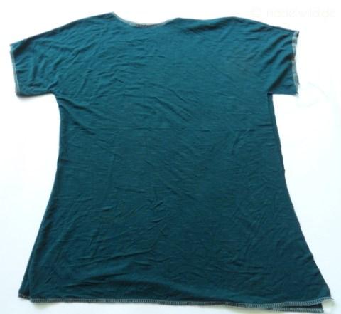T Shirt selber nähen Schritt 6