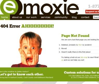 Fun 404 Page