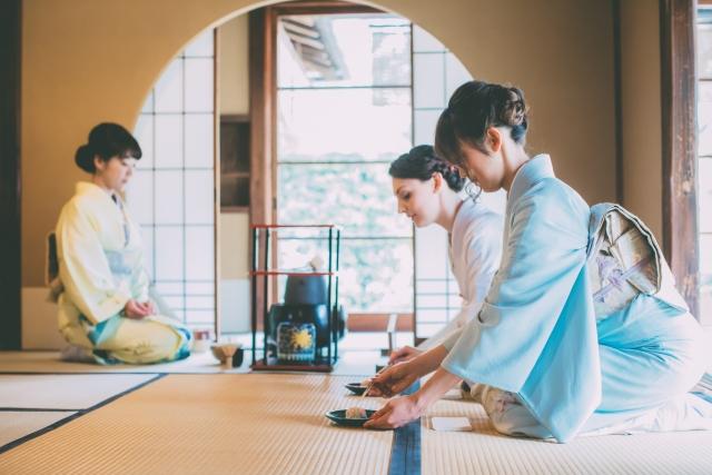 3月28日(土)はじめての茶道