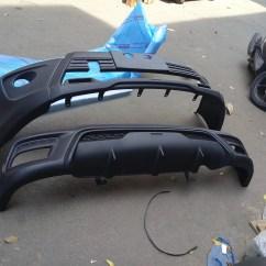Bodykit All New Yaris Trd Harga Agya 2017 2015 Modifikasi Copotan Image