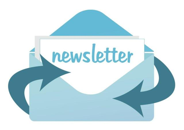 newsletter inscription offert groupe