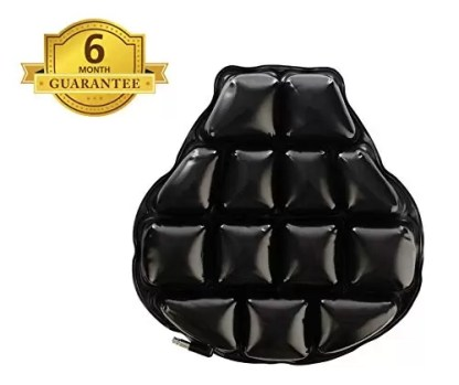 Air Suspension Seat Black Leather Cushion Seat With Air Suspension Technology